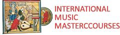 INTERNATIONAL MUSIC MASTERCLASSES